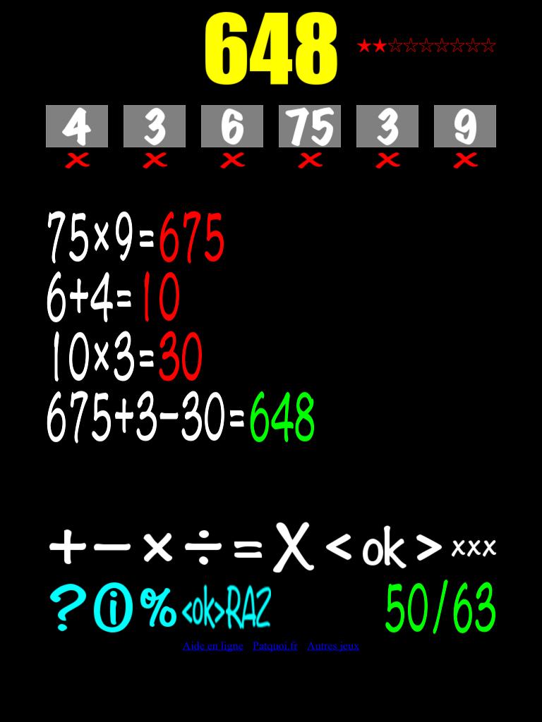 Comptissimax version 2.x